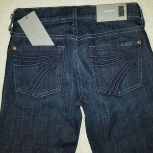 7 For All Mankind Jeans - NWT 7 FAM DOJO Jeans